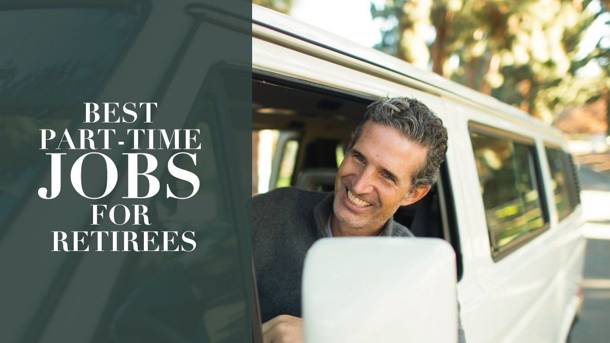 Best Part-Time Jobs for Retirees